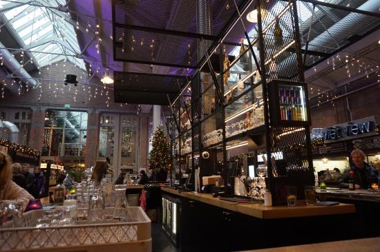 Bar door Van Duijnen Horeca Service in De Foodhallen