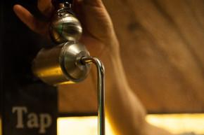 Zelf bier tappen bij de Burgerfabriek